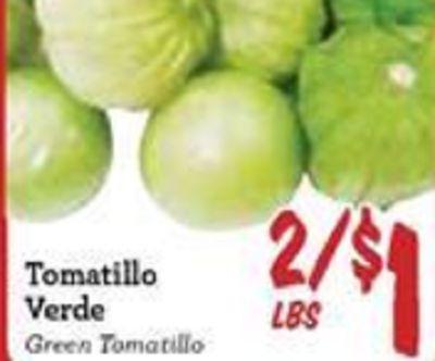 Green Tomatillo image