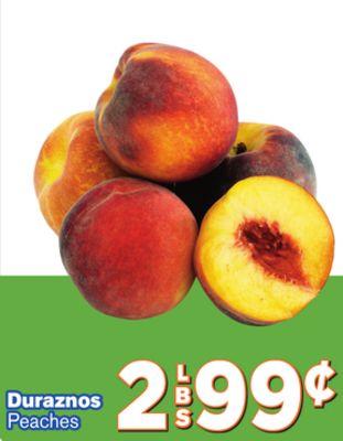 Peaches image