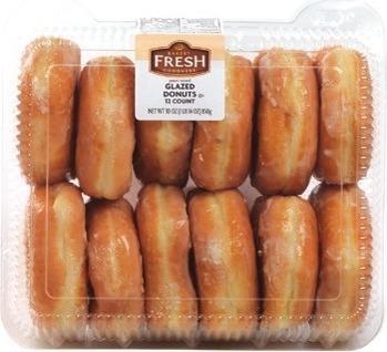 Bakery Glazed Donuts image