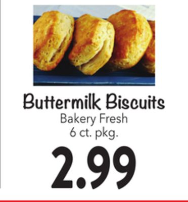 Buttermilk Biscuits image