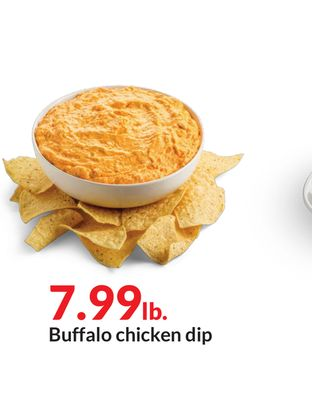 Buffalo chicken dip image