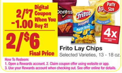 Frito Lay Chips image
