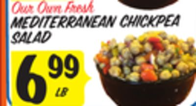 Mediterranean Chickpea Salad image