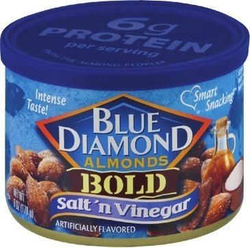 blue diamond almonds image