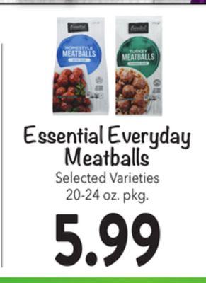 Essential Everyday Meatballs image