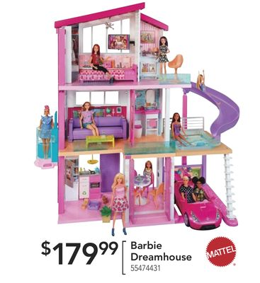 Barbie Dreamhouse image
