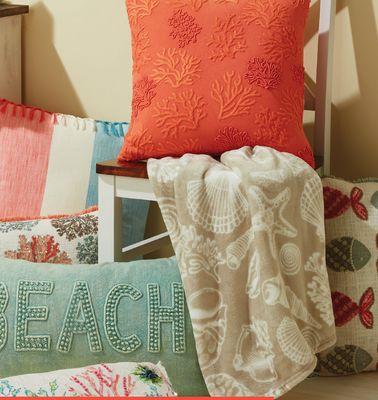 Embellished Pillows image