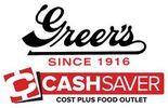 Greer's Cashsaver